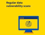 Regular data vulnerability scans