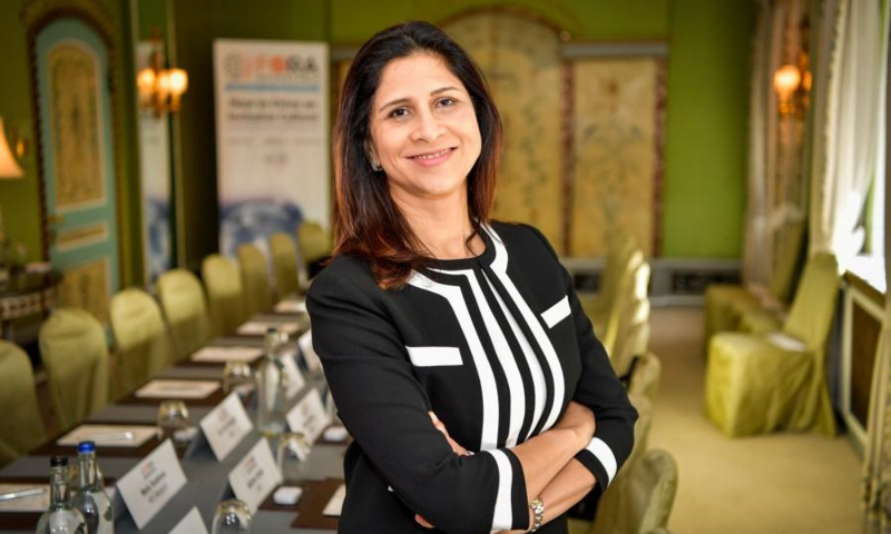 Sharmila Paranjpe (VP & Country Head-UK&I),Wipro