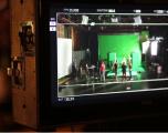 On set monitor