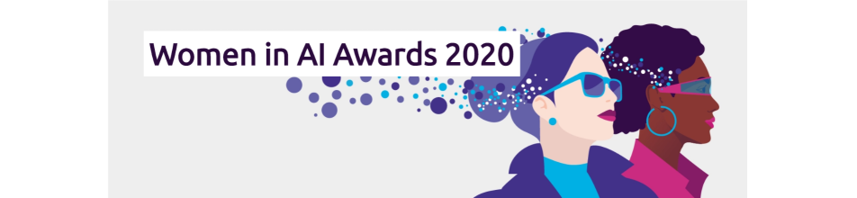 Women in AI Awards 2020
