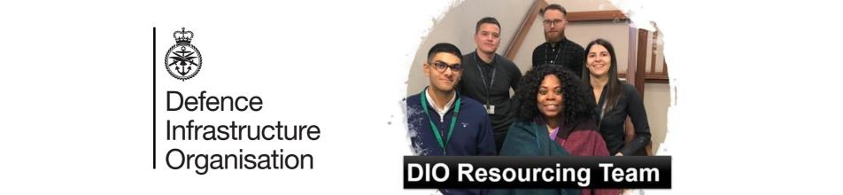 DIO Resourcing Team