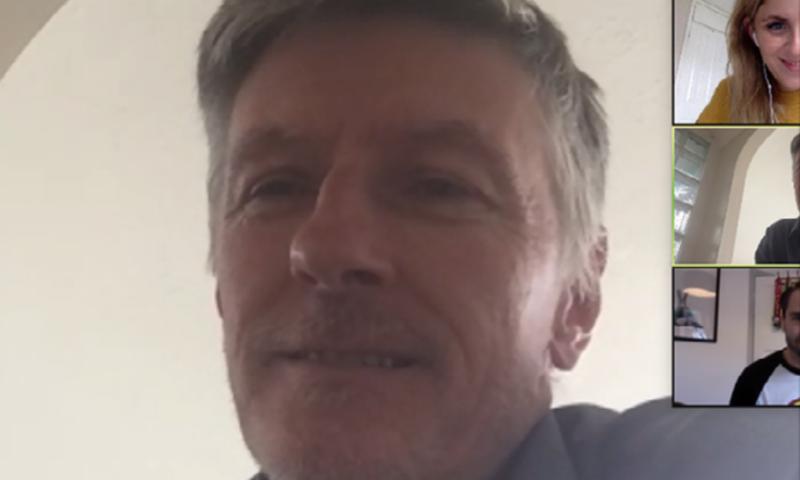 John Orton, Community Investment Team Manager