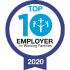 Working Families Top 10 employer 2020