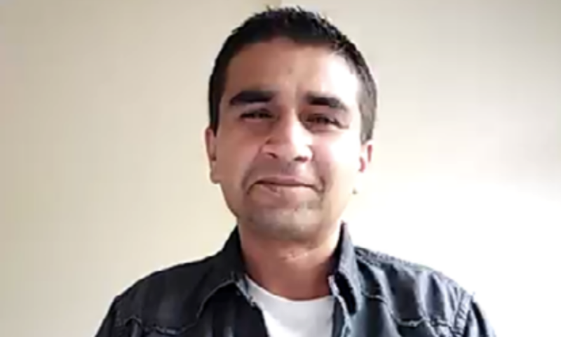 Osman Ghaffar, Stock Condition Surveyor