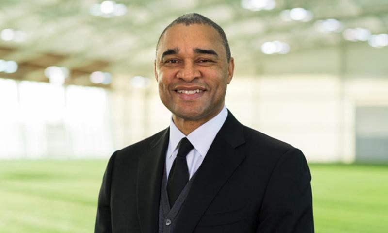 The FA - Inclusion Advisory Board chair Paul Elliott