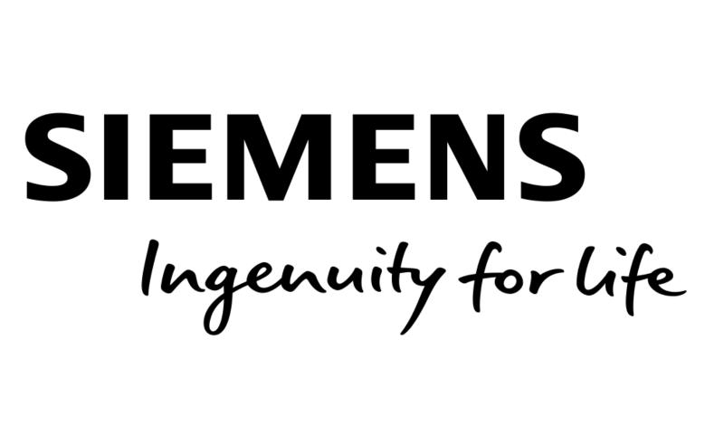 Siemens black logo