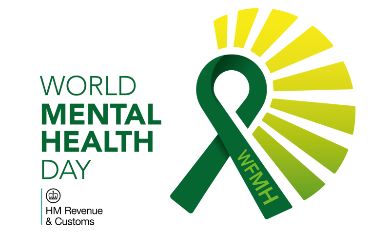 World Mental Health Day 2020 - HMRC