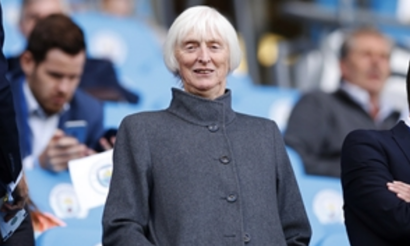 Our director or women's football, Baroness Sue Campbell