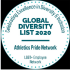 Global Diversity List 2020 - LGBT+ Employee Network