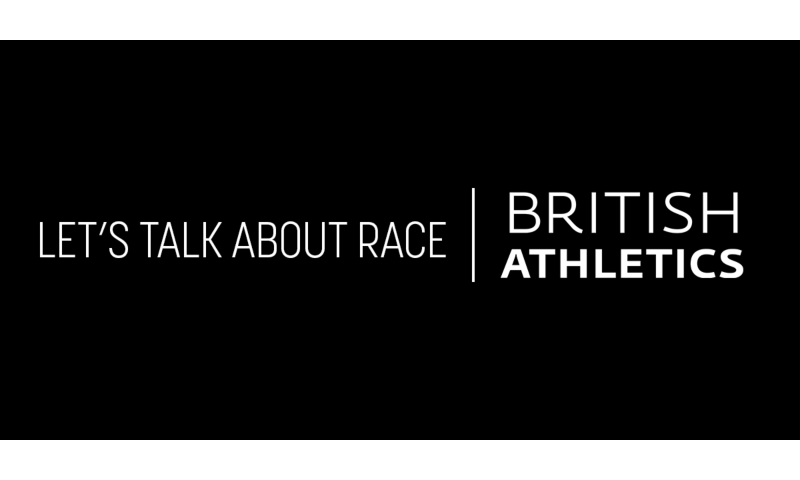 Lets Talk About Race - British Athletics