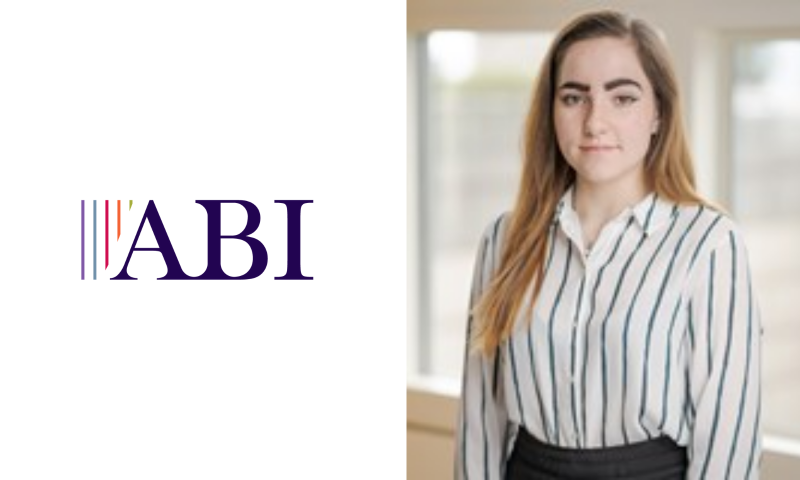 Catriona Bowman -  internship at the ABI