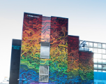 Colt office exterior championing 'Pride Matters'