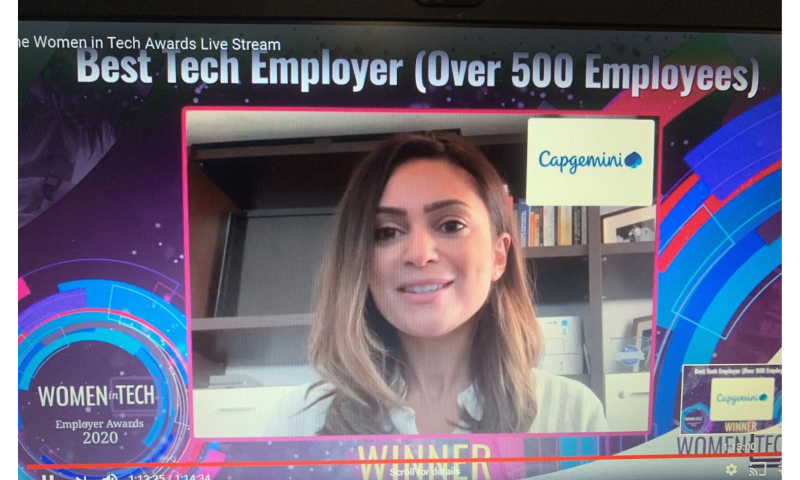 Bal Gill, Head of Employee Experience and Inclusion at Capgemini
