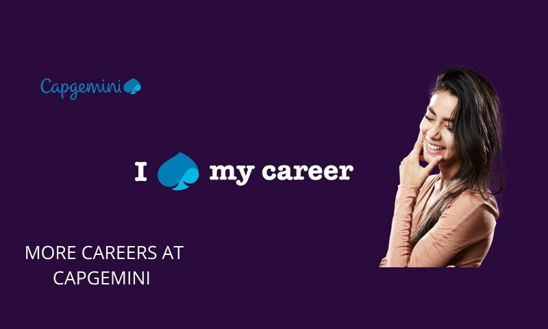 MORE CAREERS AT CAPGEMINI