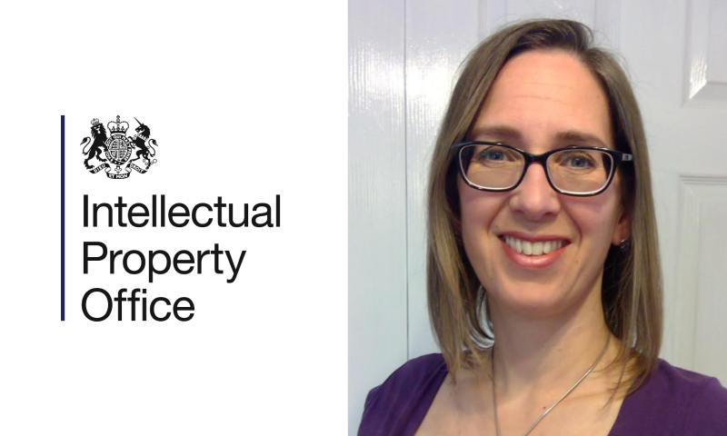 Hazel Thorpe ­| PED Training Champion and Senior Patent Examiner