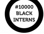 black interin logo