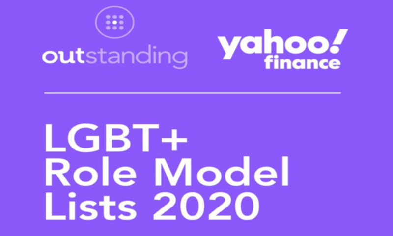 2020 OUTstanding LGBT+ Role Model Lists