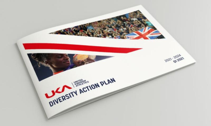 UK Athletics publishes diversity action plan 2021-2024