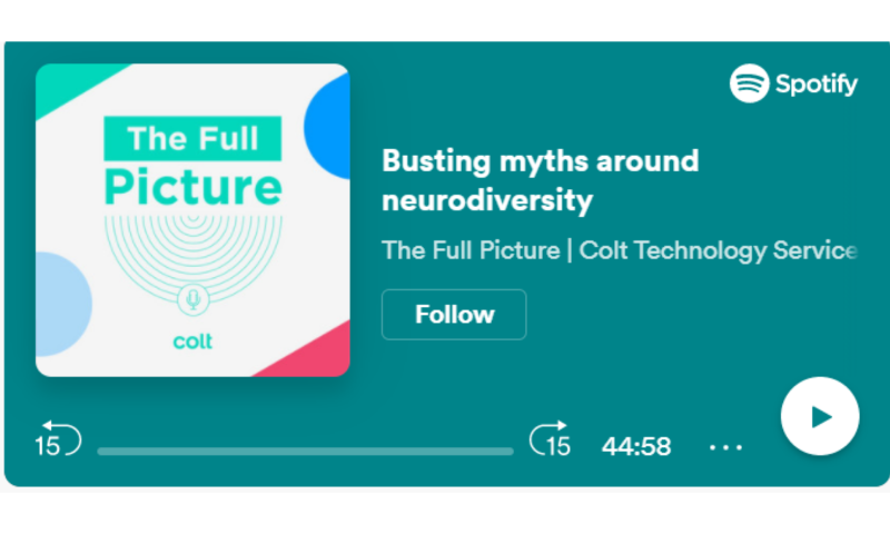 Busting myths around neurodiversity