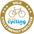 Cycle Friendly Employer - GOLD
