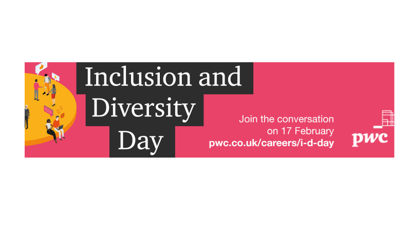 Inclusion and diversity day career event 17th february