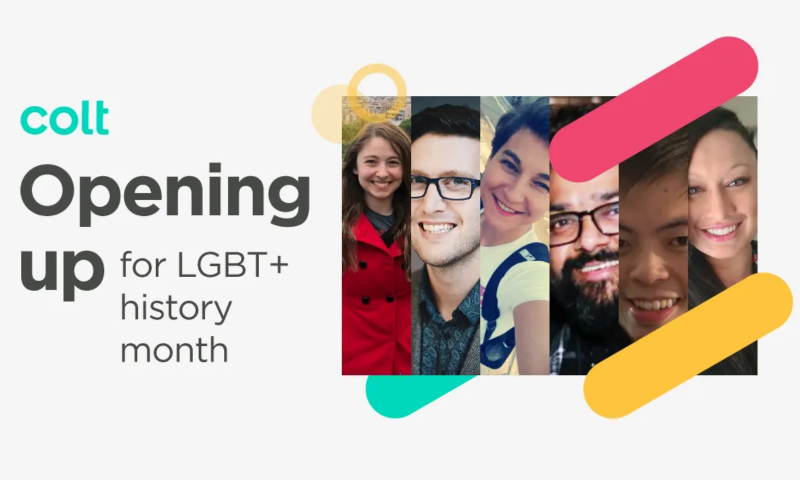 Opening up for LGBT+ History Month