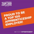 RateMyApprenticeship's Top 100 Employers 2020-2021