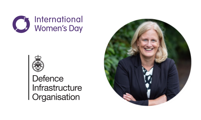 Lucy Bogue - Director of Corporate Services at Defence Infrastructure