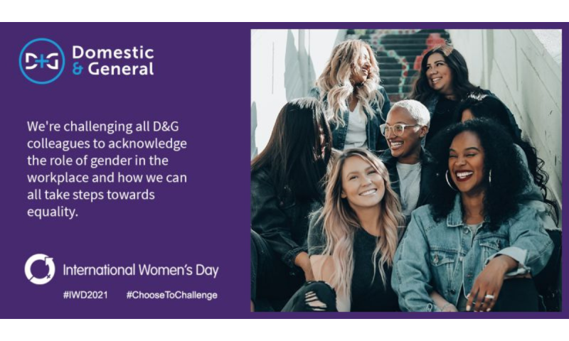 D&G challenges colleagues to acknowledge the role of gender in the workplace