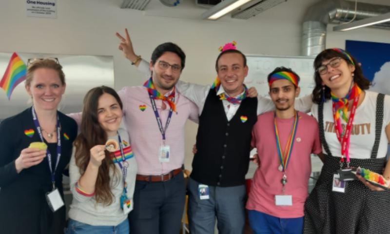 LGBTQI+ Steering Group