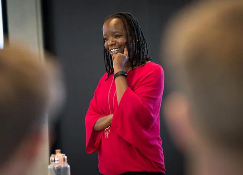 Zandile Nkhata, Belonging, Inclusion and Diversity lead at Investec