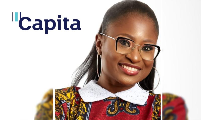Adebimpe Makinde, Senior Consultant at Capita Government Services