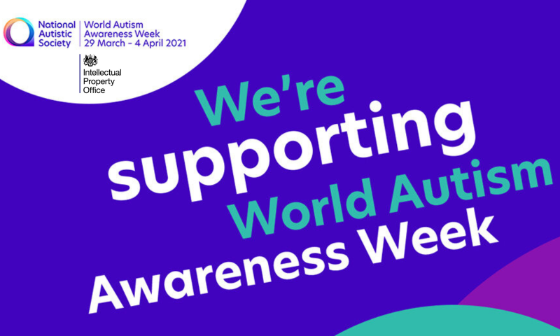 We're supporting World Autism Week 2021 - IPO