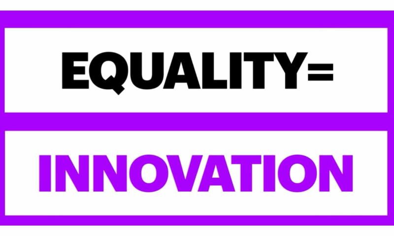 equality = innovation