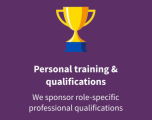 Personal Training and Qualifications