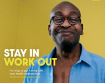 Stay in, work out