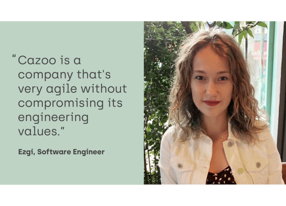 Ezgi, Software Engineer