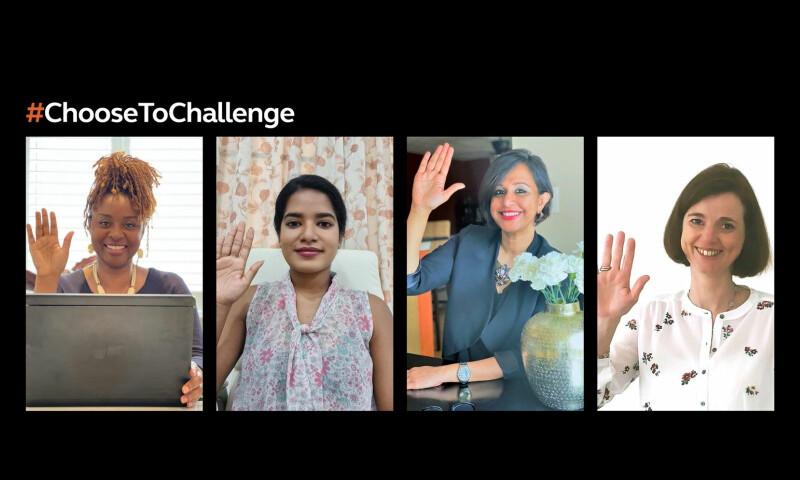 Choose to Challenge