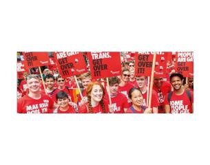 Stonewall diverse staff