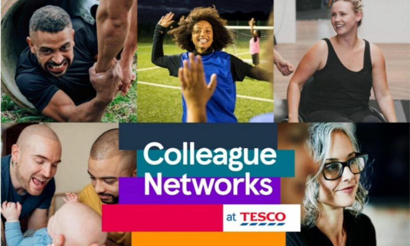 Staff Networks at Tesco