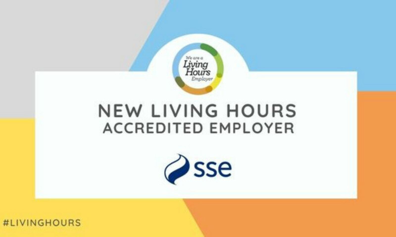 Living Hours Accredited Employer