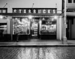 Starbucks first store