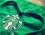 Starbucks apron