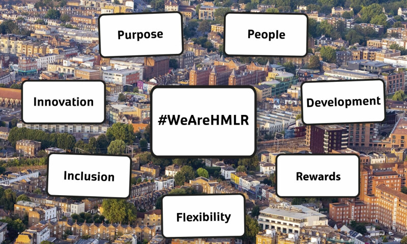 Why work for HM Land Registry?