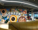 Starbucks Chiswick office in London