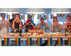 Pride Bake off