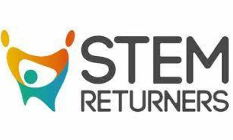 Stem Returners Logo