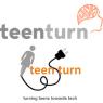 Teen-turn logo