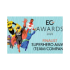 """Finalist for EG's Superhero Award for our work behind the """"Do Some Good"""" initiative in response to the 2020 pandemic."""