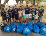 RS Beach Clean up
